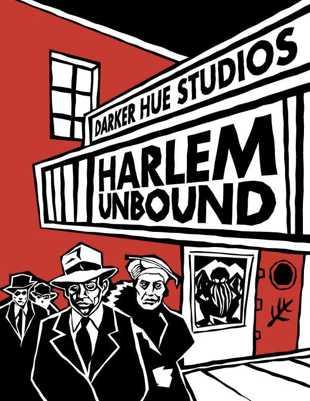 Harlem Unbound (2017) by Darker Hue Studios